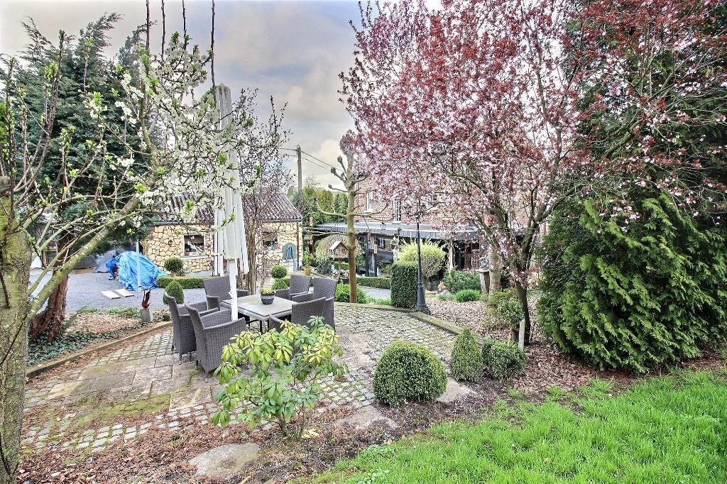 Sippenaeken rue de beusdael 31 maison avec jardin et for Maison avec jardin a acheter